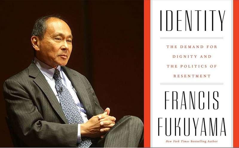 法蘭西斯福山的新著《Identity》。