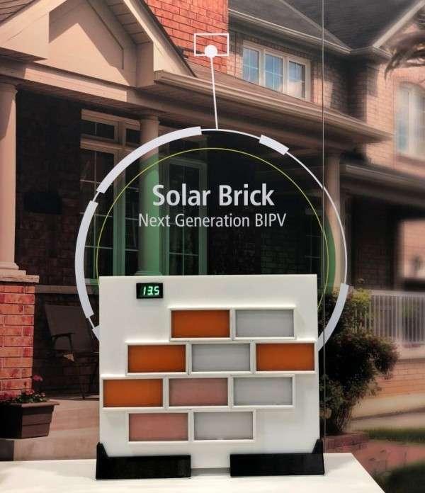 周俊賢認為太陽能磚是一個很好的題材,因為本身造型美觀,能夠讓人在日常生活中看見,才能慢慢在一般民眾心中部下種子,翻轉大眾對綠色能源的想法。(圖/Flexwave)