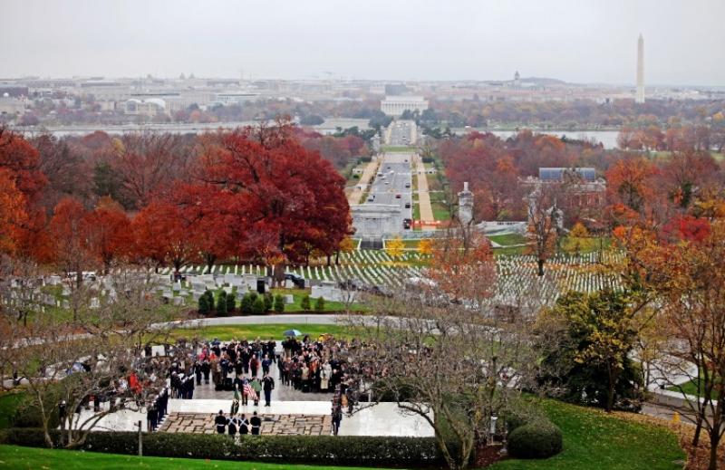 aling圖一:阿靈頓公墓。(取自維基百科).png