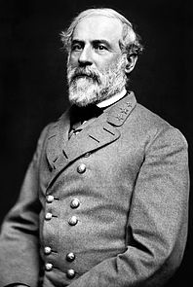 aling圖二:羅伯特‧愛德華․李(Robert Edward Lee)將軍。(作者提供).png