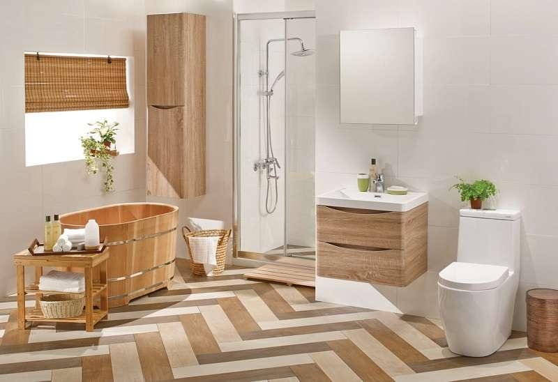 圖說:浴室改裝以兩大族群為主,包含中古屋翻修及熟齡生活需求。(圖/特力屋好幫手)