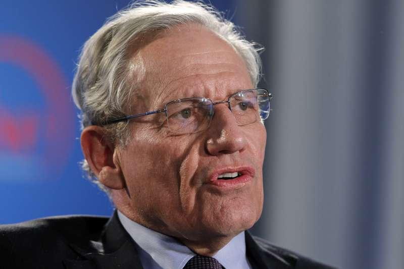 水門案傳奇記者伍華德(Bob Woodward)(AP)