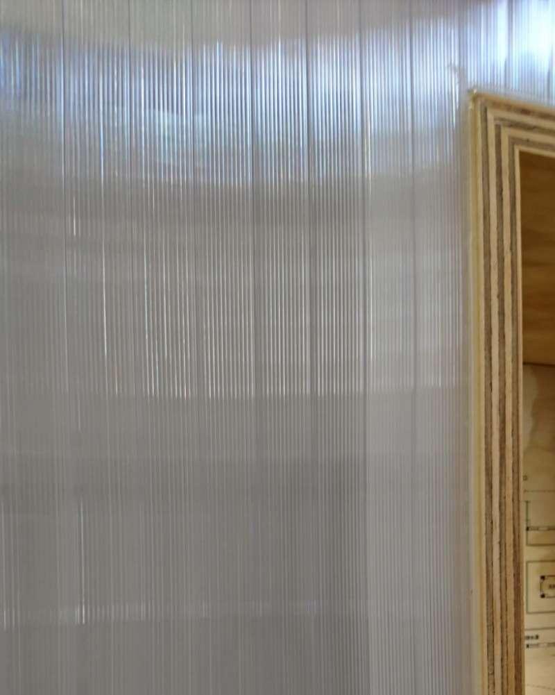 做了保護和隔音加工的牆面。(圖/瘋設計)