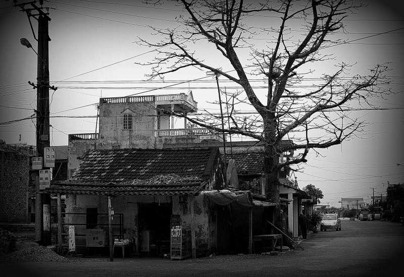 2018-09-28-村莊示意圖。(圖/Giang Hồ Thị Hoàng@flickr)