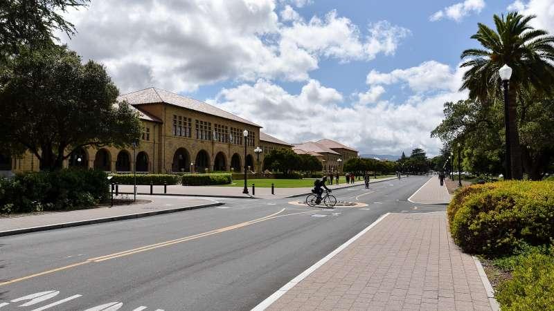 美國史丹佛大學(取自Pixabay)