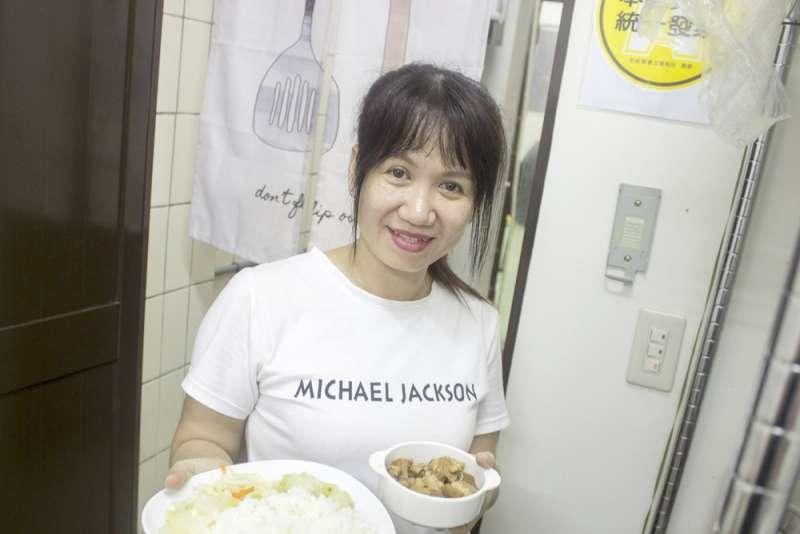 20180930-萬華越南小吃店「越窩越好」店長小星星(辛母羊攝影;人生百味提供)
