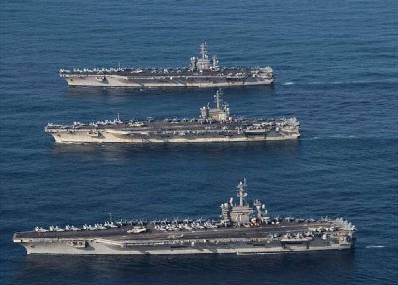 防長馬蒂斯說,「我們(美國)的軍力仍然很強大,然而我們的競爭優勢在武裝力量的各個層面已經受到侵蝕。」(REUTERS∕BBC)