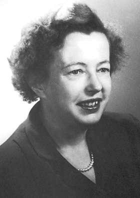 自從格佩特-梅耶(Maria Goeppert-Mayer)之後,超過半世紀的時間再沒有出現女性諾貝爾獎得主。(維基百科公有領域)