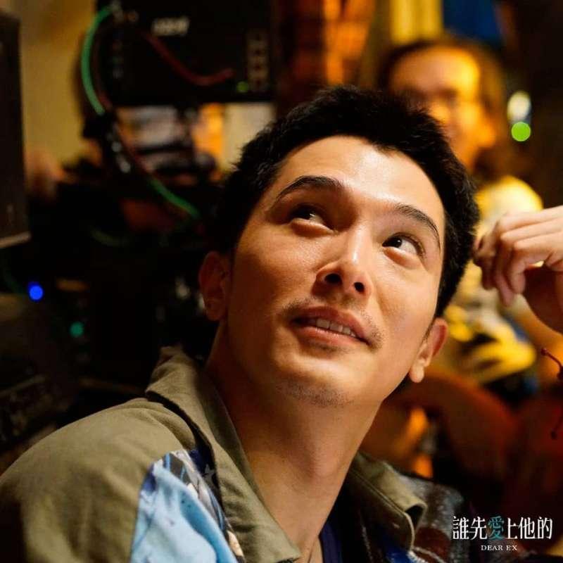 20181001-邱澤以電影「誰先愛上他」入圍最佳男主角。(取自臉書誰先愛上他)