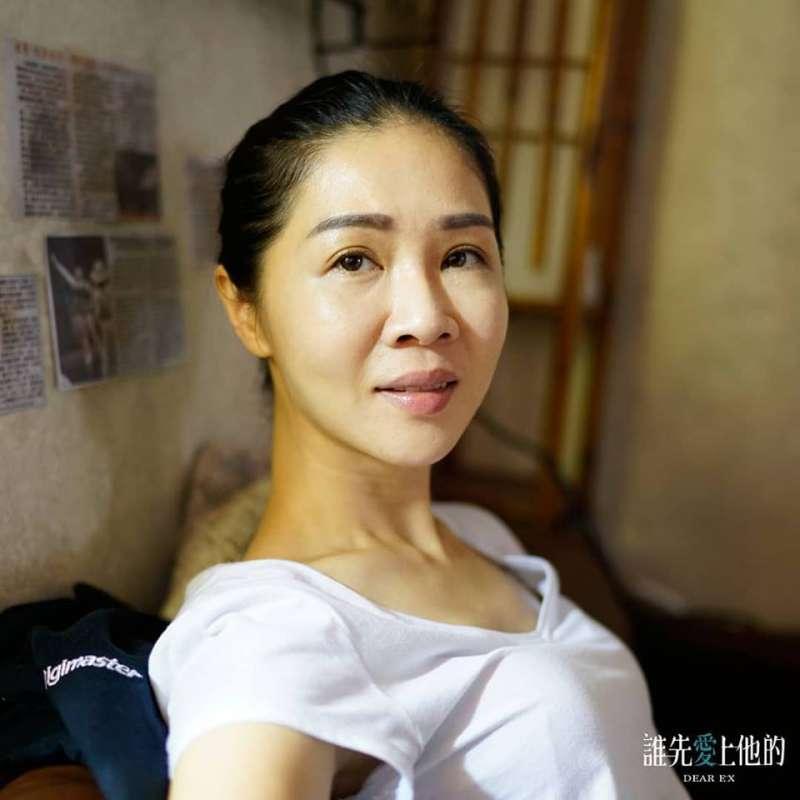 20181001-謝盈萱以電影「誰先愛上他」入圍最佳男主角。(取自臉書誰先愛上他)