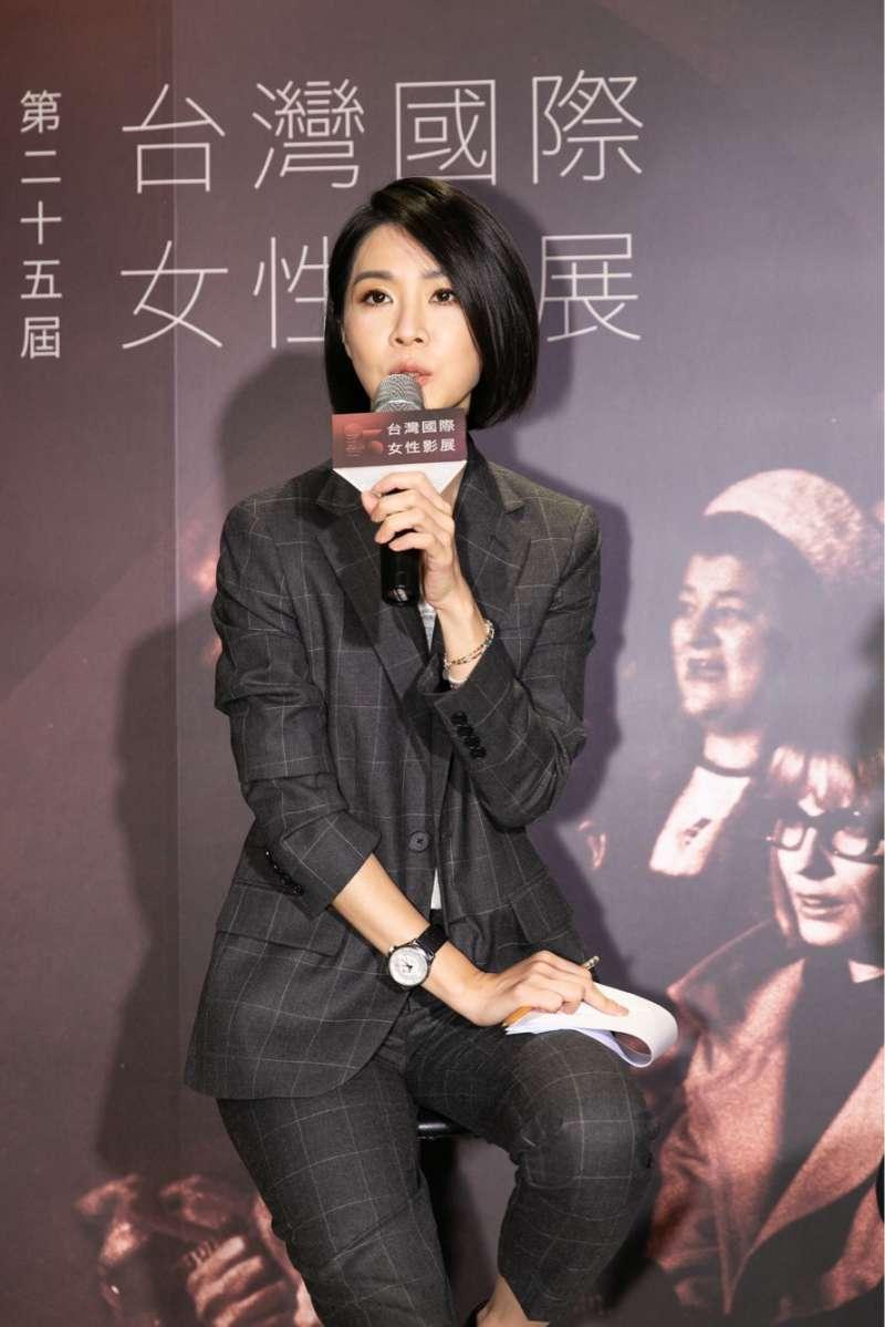 2018台灣國際女性影展引言人謝盈萱(台灣國際女性影展)