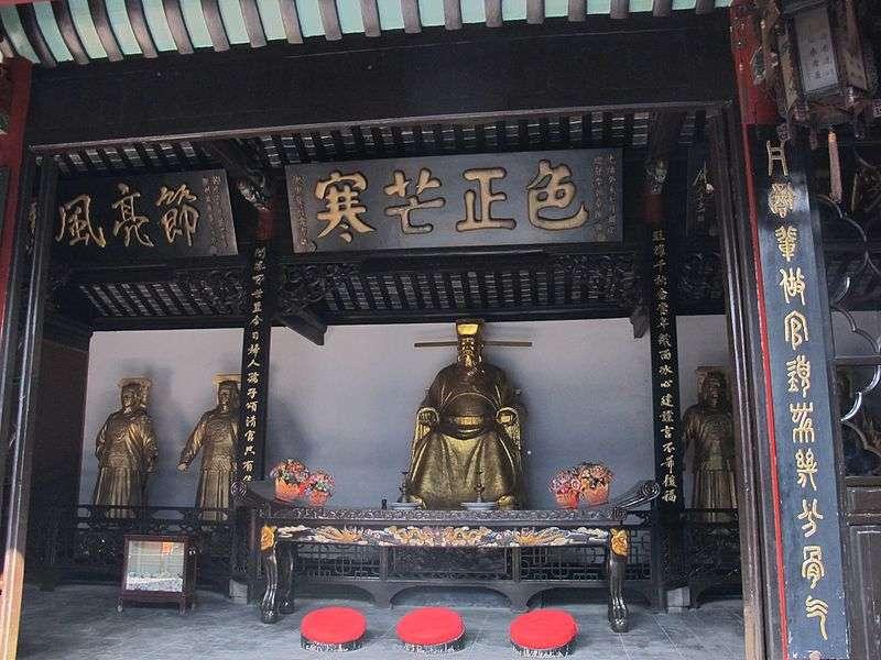 包青天(圖/維基百科)