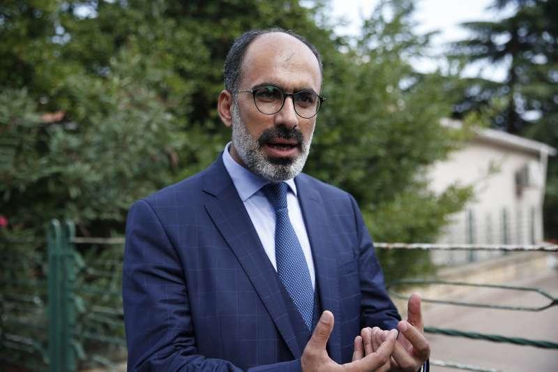 土耳其阿拉伯媒體協會主席基斯拉克奇透露,土國官員要他們準備為哈紹吉辦後事(美聯社)
