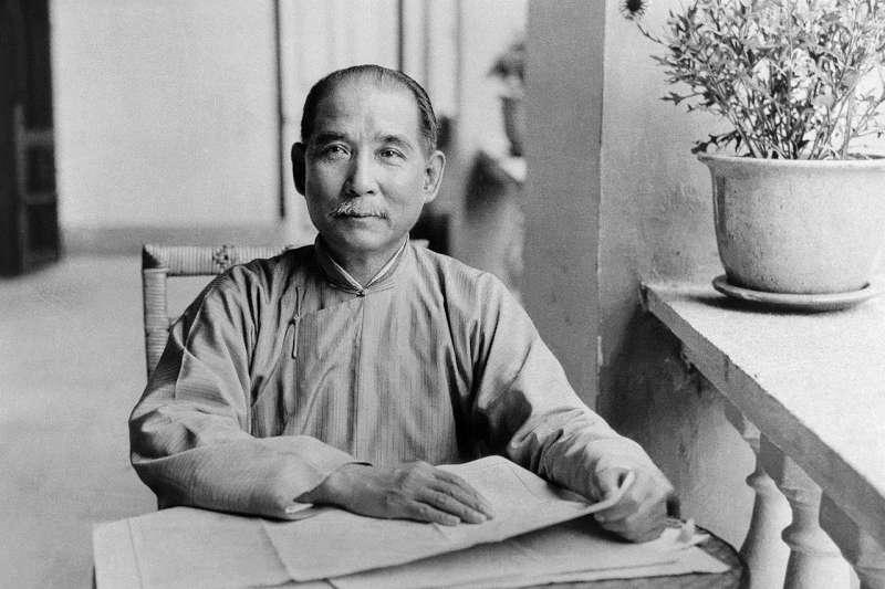 國父明明叫孫文、號逸仙,為何世人總稱他「孫中山」?(圖/維基百科)