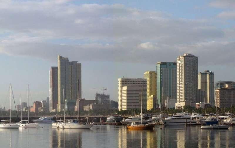 圖說:包含菲律賓馬尼拉等地,彰化銀行積極布局海外據點,以便提供台商良好的服務(圖 / Mike Gonzalez@Wikipedia)
