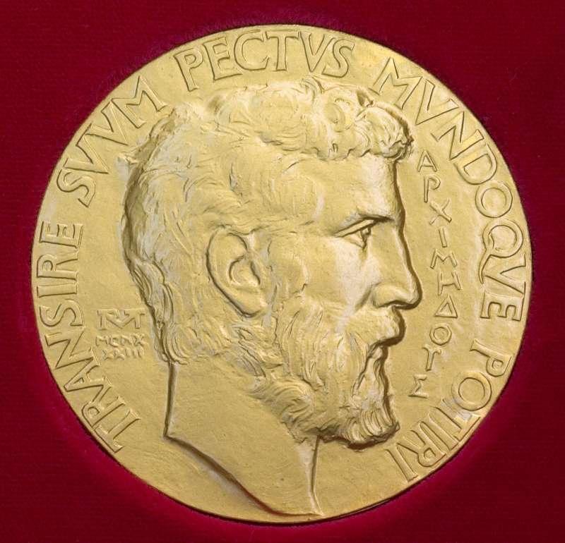 菲爾茲獎(Fields medals)有著「數學的諾貝爾獎」的別名。(圖/維基百科)
