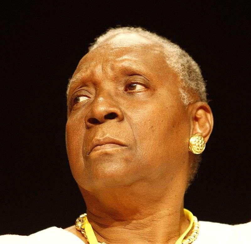 法屬瓜德羅普女作家孔德榮獲「新學院獎」殊榮(Maryse Condé@Wikipedia/CC BY-SA 2.0)