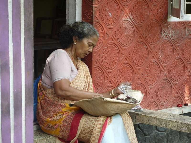 印度女人(示意圖/FonthipWard@pixabay)