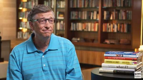 (圖/Youtube_@Bill Gates)