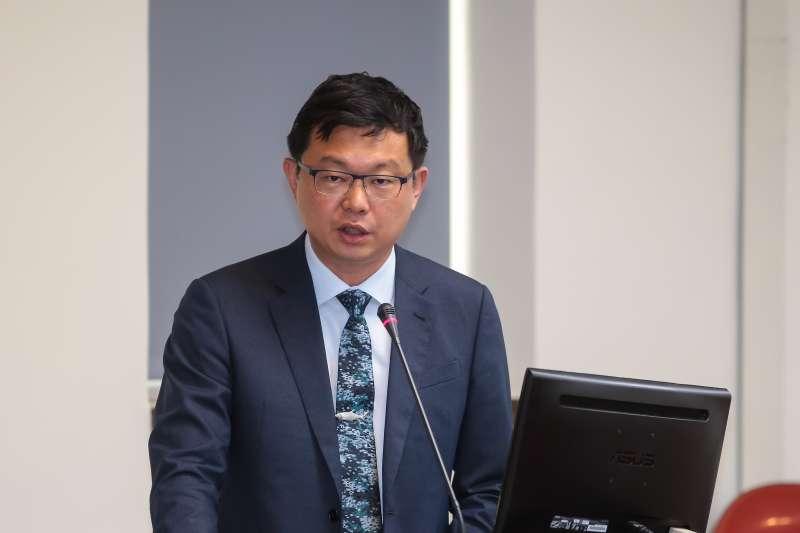 20181025-農委會副主委李退之25日於經濟委員會備詢。(顏麟宇攝)
