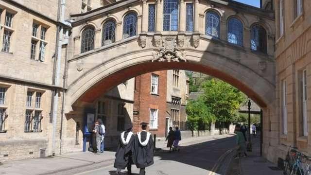 並不是所有人都是牛劍畢業生。(圖/BBC中文網)