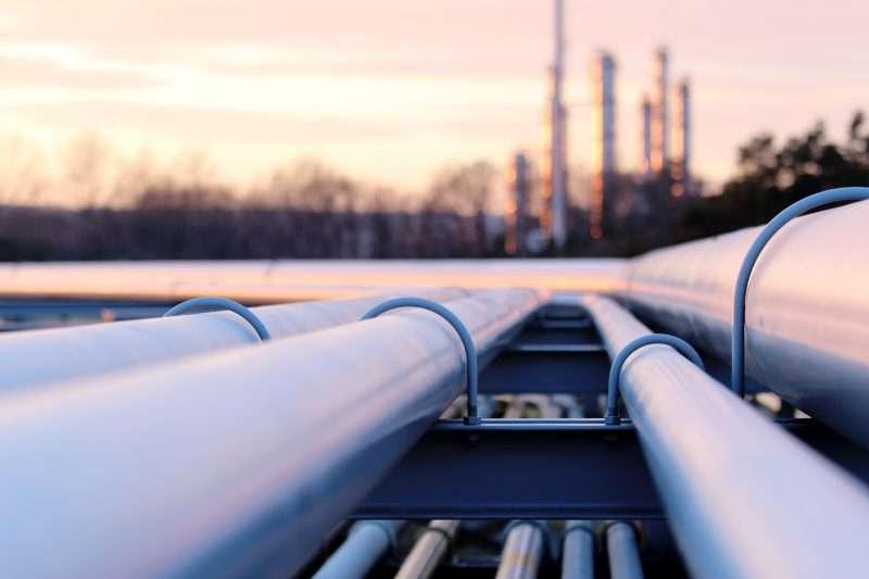 澳洲擁有豐富的天然氣資源(美聯社)