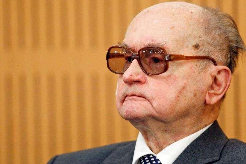 共產波蘭最後一位統治者賈魯塞斯基(美聯社)