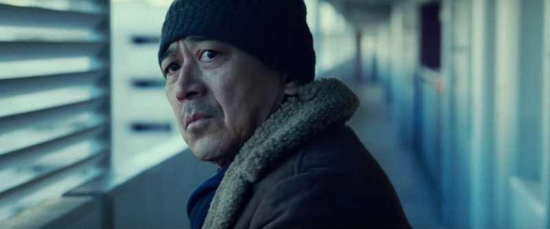 20181030-《幸福城市》劇照。高捷飾演老年張冬陵。(擷取自Youtube)