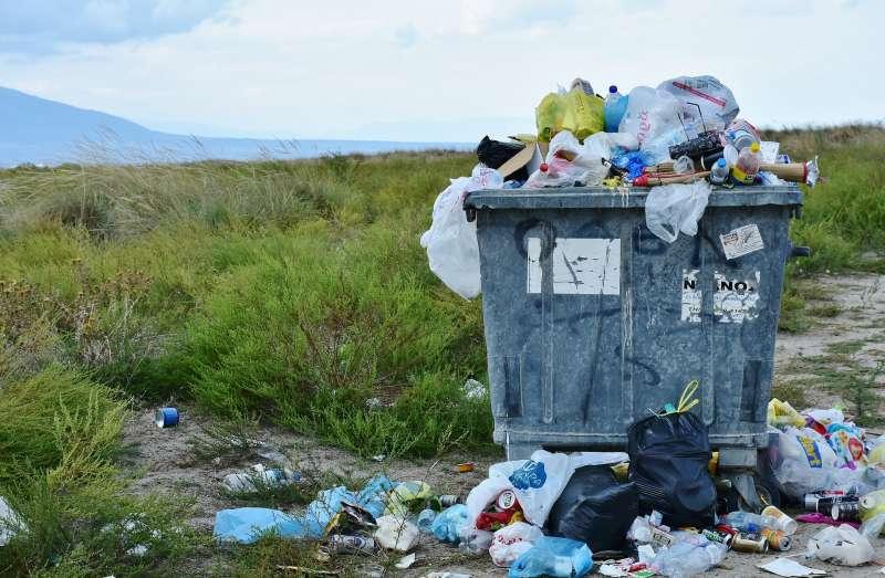 垃圾無所不在,人類製造的垃圾已經塞滿地球各個角落。(示意圖/Pixabay)