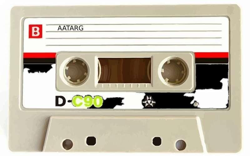 80年代還是錄音卡帶的世界(圖/文化+)