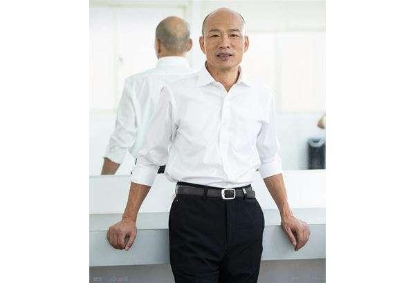 韓國瑜現今60歲,仍然一尾活龍,不藏私公開個人養生的方法。(圖片/取材自韓國瑜臉書)