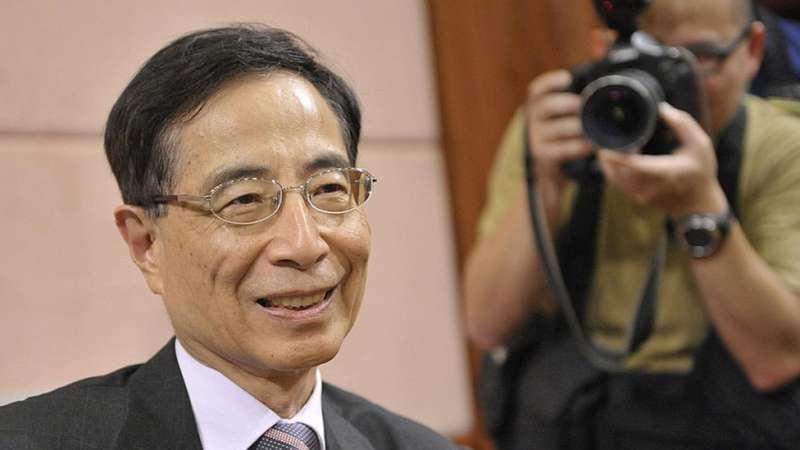 民主黨創黨主席李柱銘曾與金庸在起草委員會共事(圖/BBC中文網)