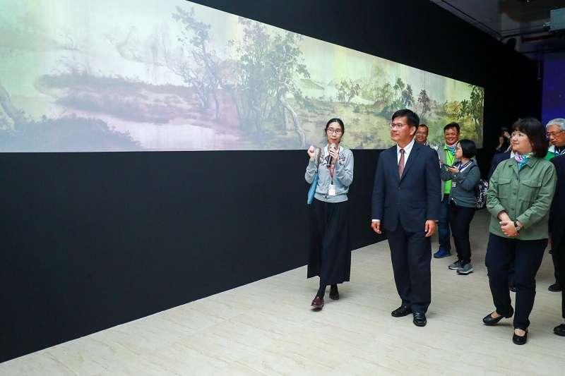 20181102-2018年臺中世界花卉博覽會即將開幕。(圖/作者提供)