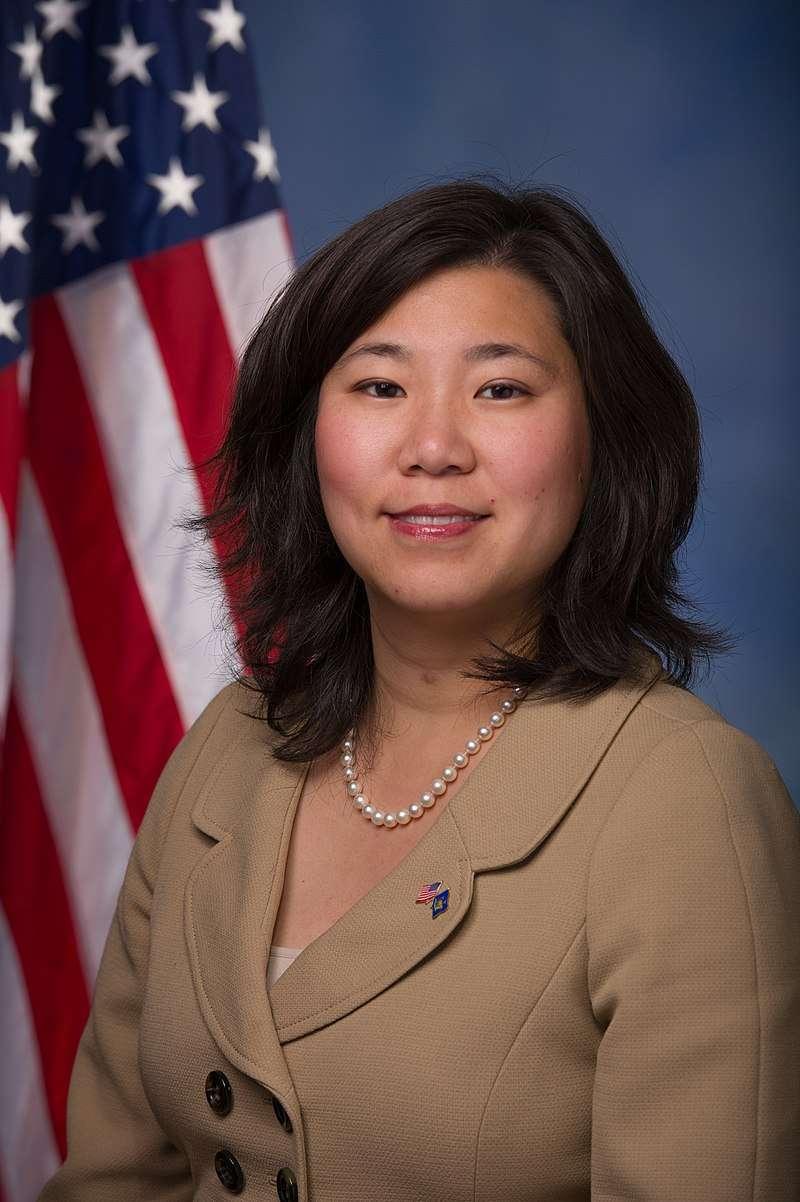 首位台裔女性美國聯邦眾議員孟昭文(Grace Meng)。(Wikipedia/ Public Domain)