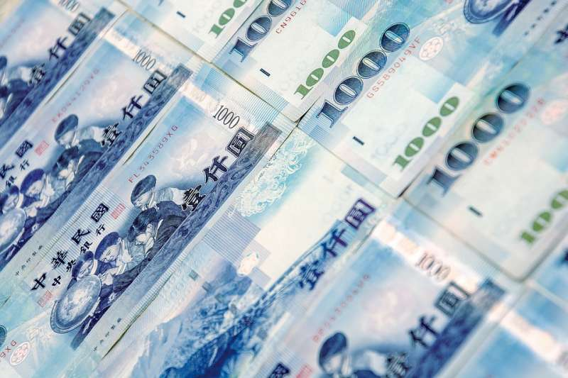 新台幣 一千元 1000元 鈔票(取自tw19831113@pixabay/CC0)