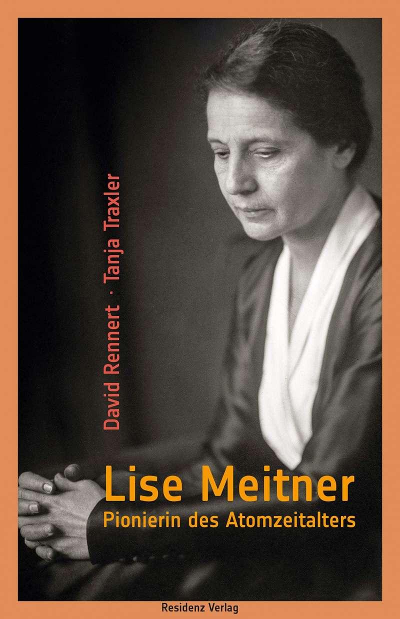 莉澤‧邁特納(Lise Meitner)傳記封面。(取自Amazon)
