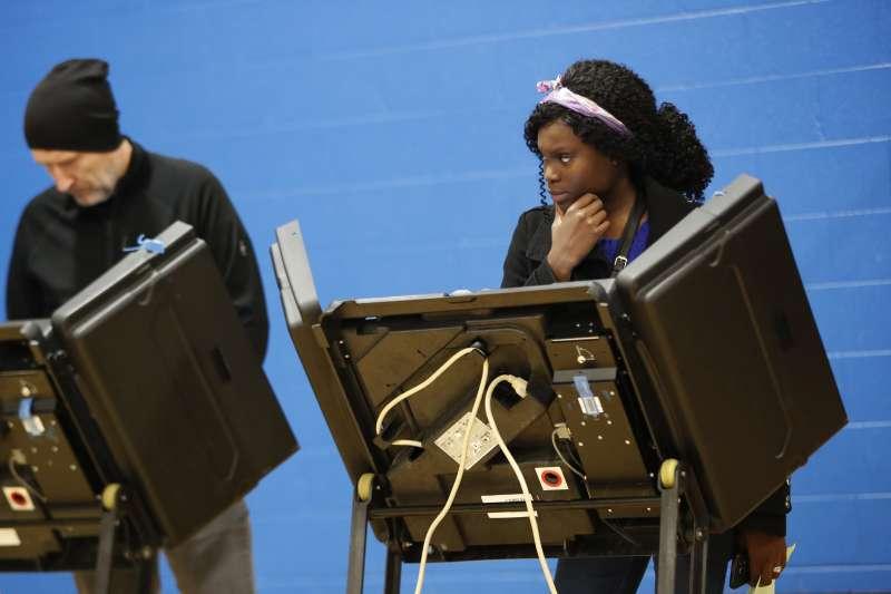 2018年美國期中選舉,11月6日進行投票(AP)