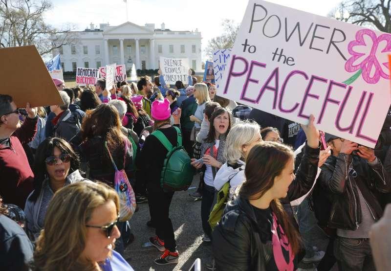 美國期中選舉:2018女性之年,31名新科聯邦眾議員是女性(AP)