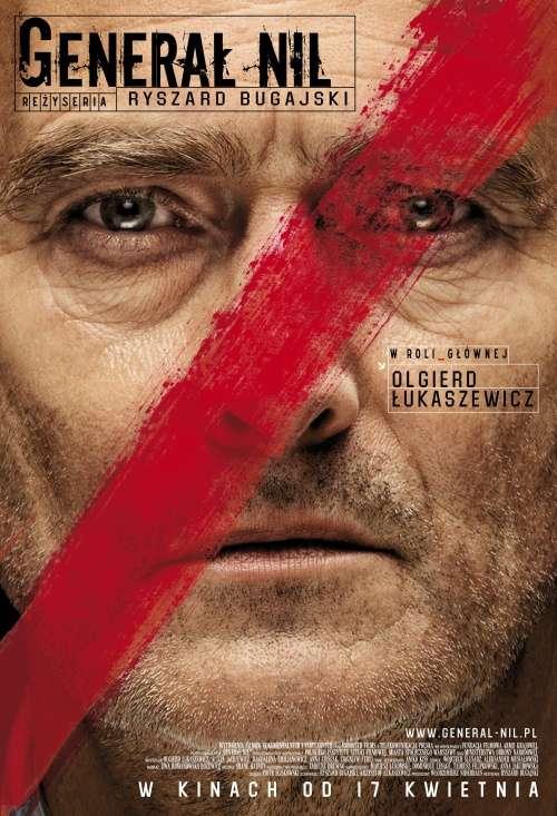 《尼爾將軍(Generał Nil)》的電影海報。(圖/想想論壇)