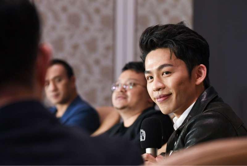 20181108-李鴻其曾於2015年金馬獎奪下最佳新演員,被譽為「天才演員」。(金馬執委會提供)
