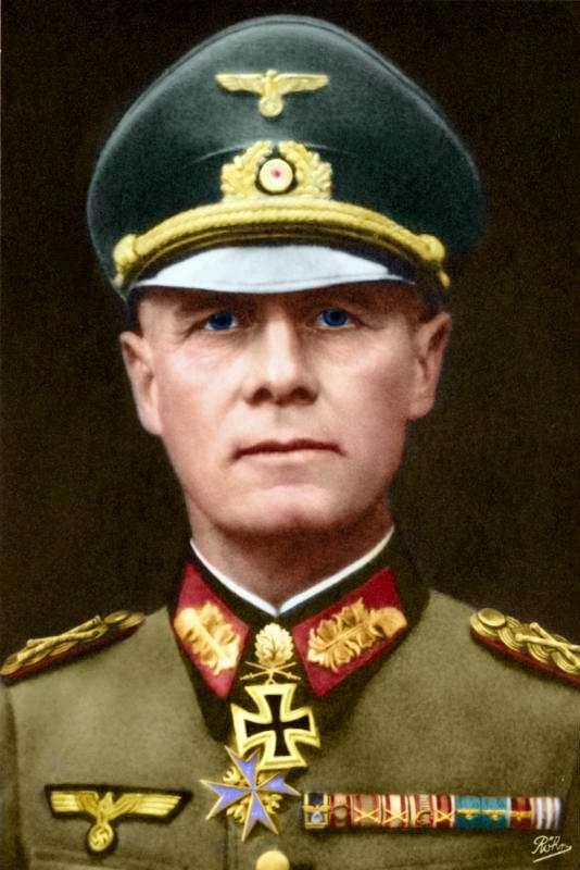 20181109-第二次世界大戰著名的德國陸軍元帥--埃爾溫·約翰尼斯·尤根·隆美爾。(取自維基百科/玖巧仔攝CC BY-SA 3.0 de)