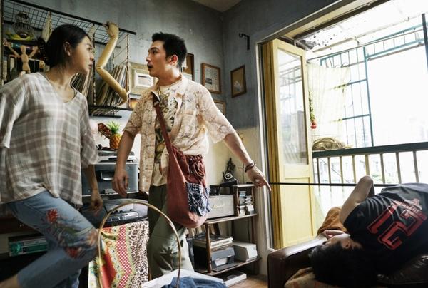 編劇徐譽庭第一部導演的作品,令人驚艷。(圖/老子不負責任電影文)
