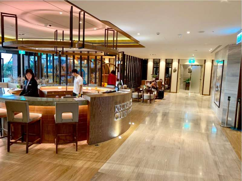 村卻國際溫泉飯店帶動當地青年就業機會,未來將持續擴大徵才(圖片提供 :村卻國際溫泉酒店 )