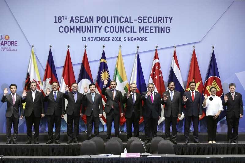 東協峰會在新加坡登場,中國力推RCEP(AP)