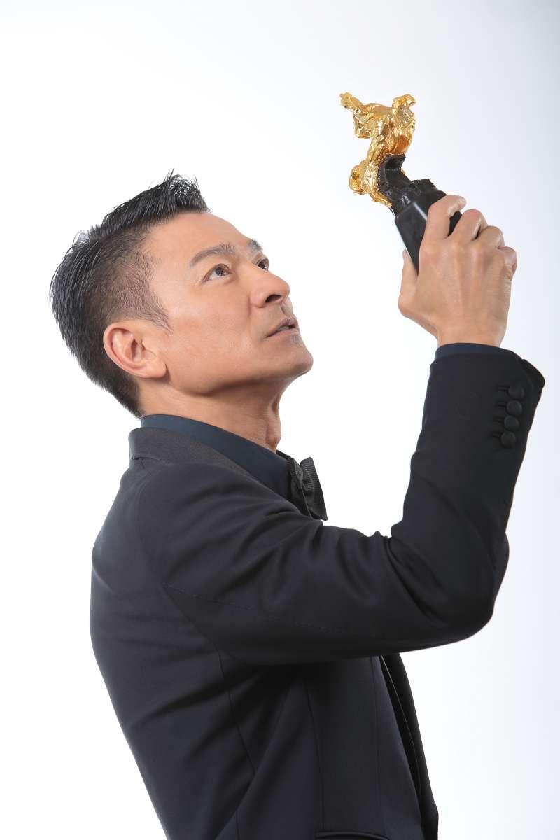 20181114-第55屆金馬獎將於17日晚間舉行,金馬執委會公布劉德華將擔任壓軸頒獎嘉賓,這是他睽違5年後再度重返金馬頒獎台。(金馬執委會提供)