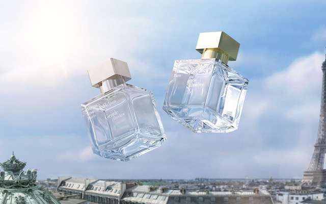 「Gentle Fluidity」淡香水,70ML。預計於2019年2月1日正式上市。(圖/爵思國際提供)