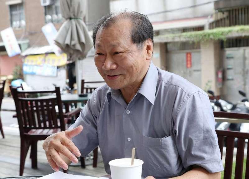 姚榮松認為會講就好的程度,就像會一點英文就能在國外買點東西吃。(圖/文化+)