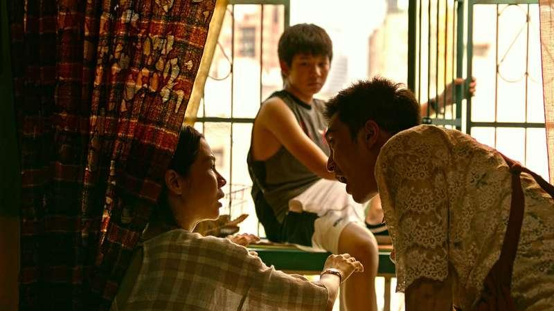 金馬獎最佳劇情長片入圍《誰先愛上他的》劇照。(金馬執委會提供)