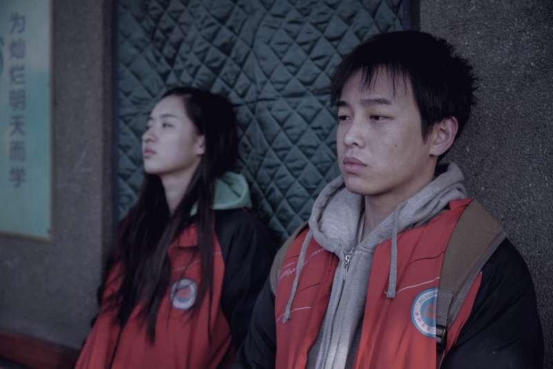 第55屆金馬獎最佳男主角入圍《大象席地而坐》彭昱暢。(金馬執委會提供)