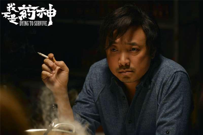 第55屆金馬獎最佳男主角入圍《我不是藥神》徐崢。(金馬執委會提供)